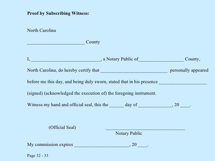 Notary Template madebyrichard - notary template