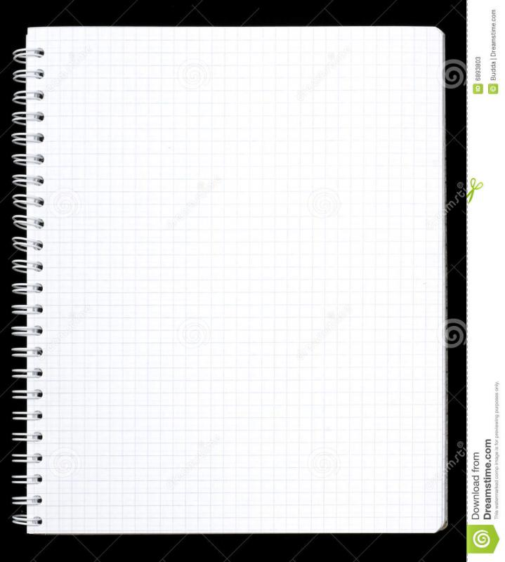Notebook Paper Printable Template Business - notebook paper download