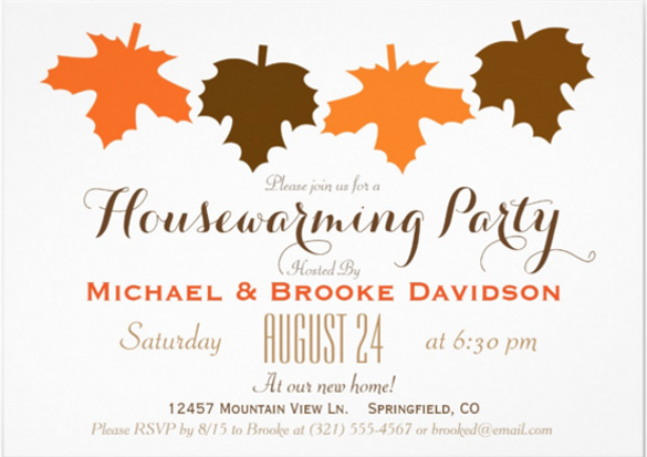 Open House Invitations Templates Template Business