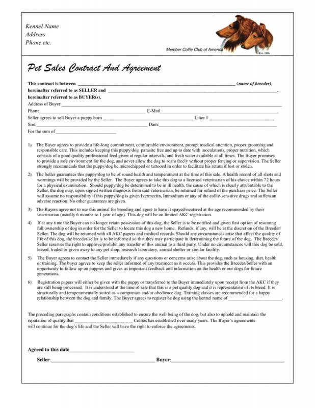 Photography Contract Pdf Template Business