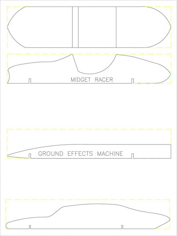 Pinewood Derby Templates Template Business