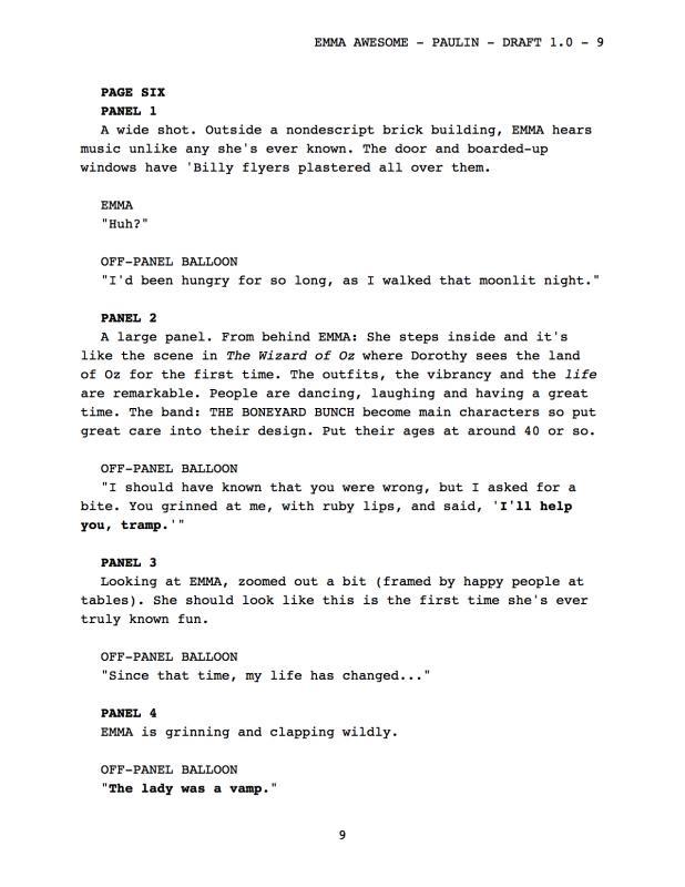 play script template - Ozilalmanoof - screenplay template