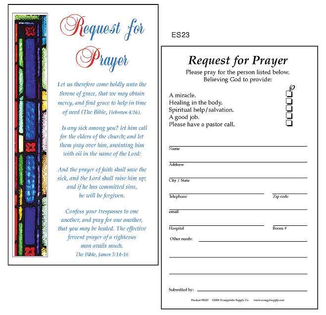 Prayer Card Template Template Business
