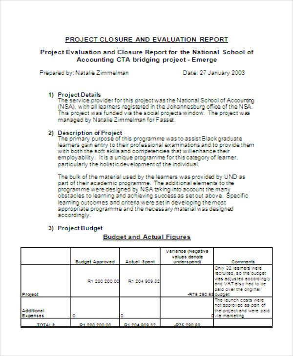 Progress Report Sample Template Business