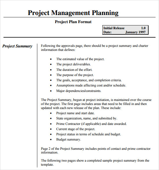 project schedule management plan template - Minimfagency - project management schedule template