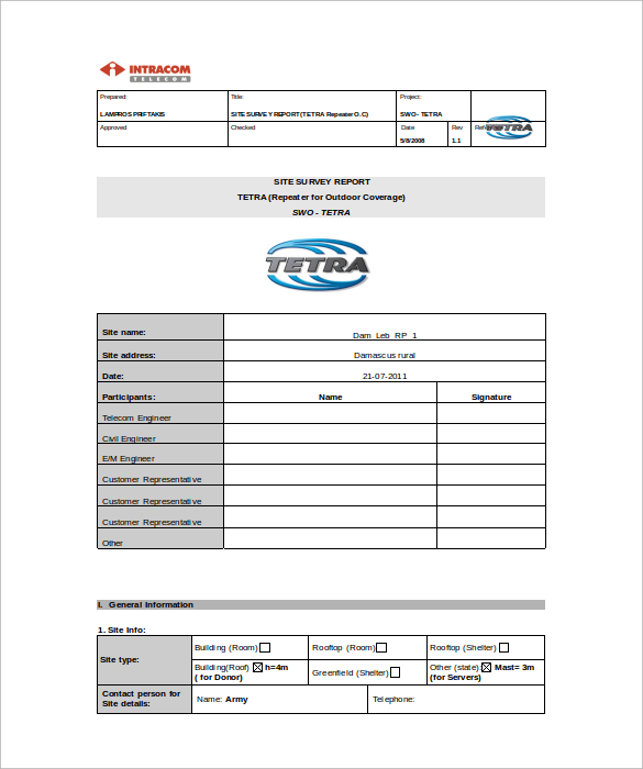 Questionnaire Template Word Template Business