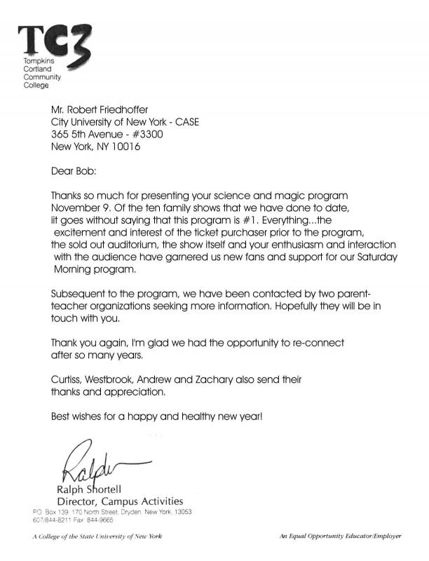 Recommendation Letter For Student Going To College Template Business