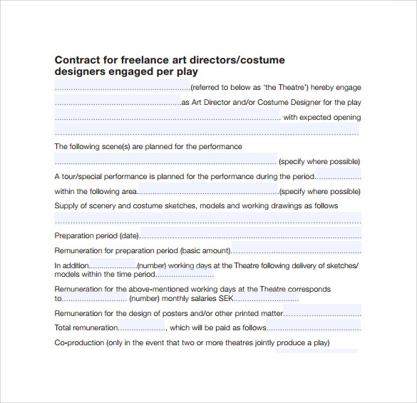 leasing contract template - Goalgoodwinmetals - writing contract agreements