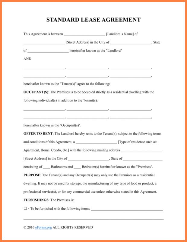 Parking Lease Template Truck Parking Lease Agreement Parking Lease