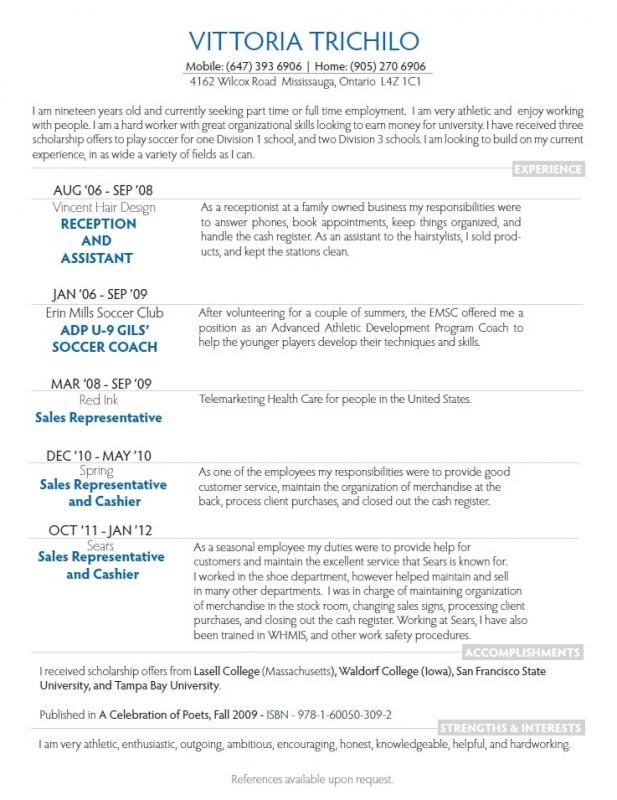 resume writing samples free - Josemulinohouse - resume writing template free