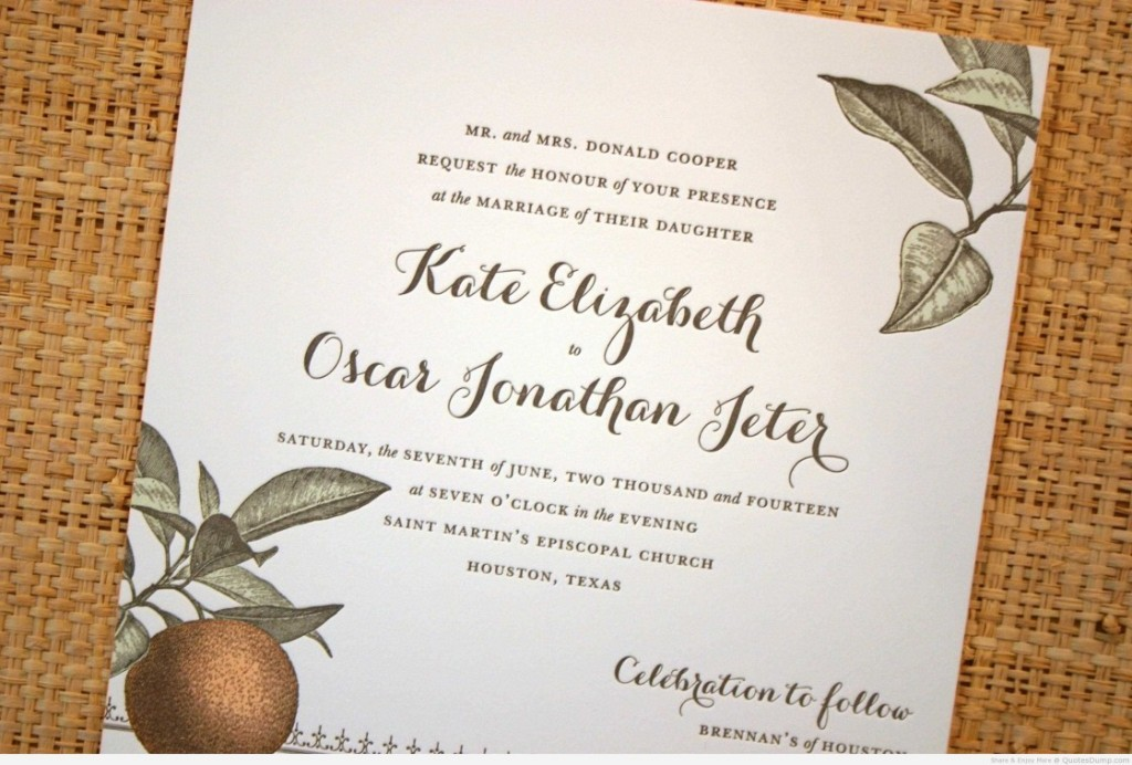 Rustic Wedding Invitation Templates Template Business