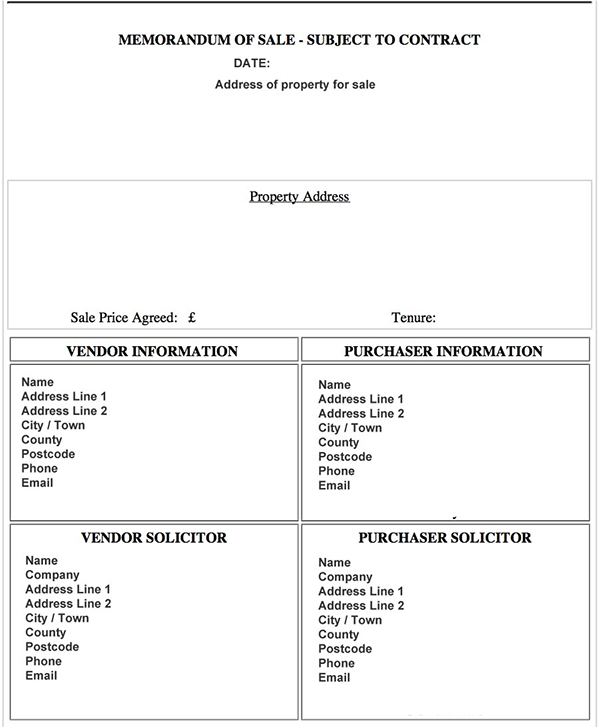Sale Proposal Template Template Business - sales proposal template