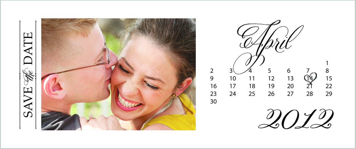 Save The Date Template Free Download Template Business