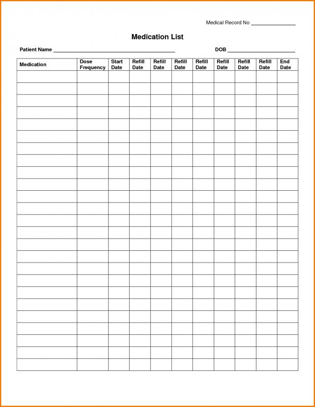 Schedule Templates Word Template Business
