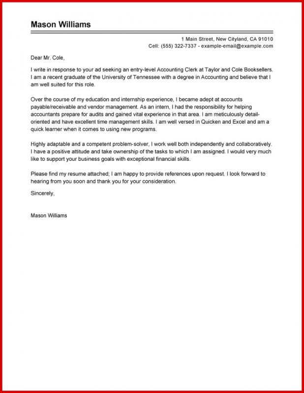 Scholarship Letter Samples Template Business