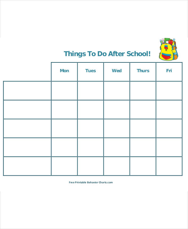 School Scheduling Template Template Business - school scheduling template