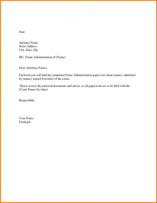 Cover Letter Template Simple - sample cover letter format for resume