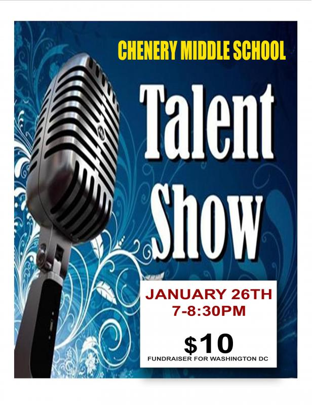 Talent Show Flyer Template Business