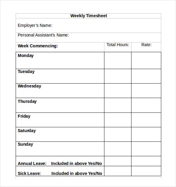 construction daily timesheet template - Towerssconstruction