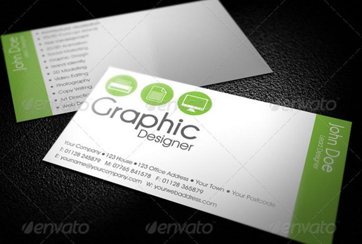 Web Designer Business Card Template Business