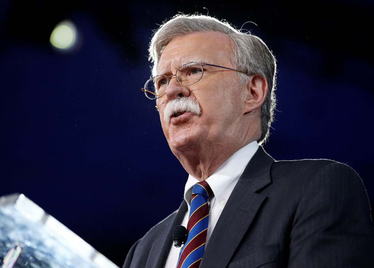 Don't Listen to John Bolton: War Is Not a Solution | The National Interest