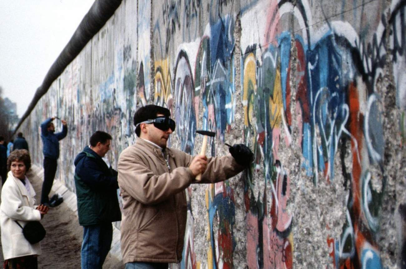 The Fall Of The Berlin Wall A Forgotten Part Of The Story The National Interest