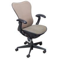 Herman Miller Mirra Used Mesh Task Chair, Cappuccino ...