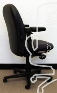 Steelcase Drive Used High Back Task Chair, Dark Gray