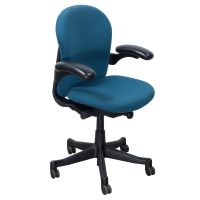 Herman Miller Reaction Used Task Chair, Blue | National ...