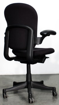 Herman Miller Reaction Used Task Chair, Black | National ...