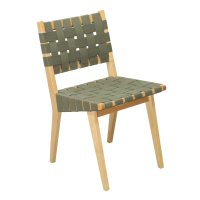Knoll Risom Used Side Chair, Green | National Office ...