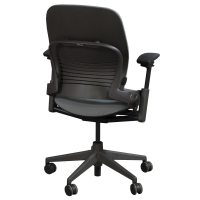 Steelcase Leap V2 Used Task Chair, Gray | National Office ...