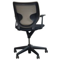 Keilhauer Simple Used Tan Mesh Back Conference Chair ...