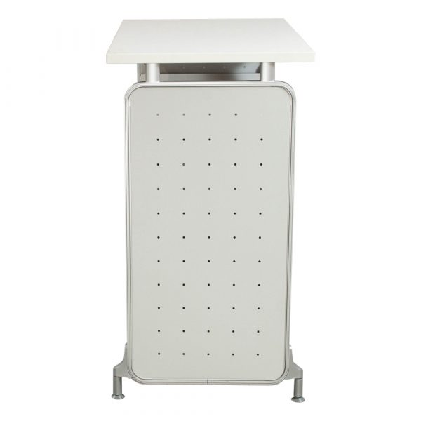 Herman Miller Used 36 Inch Storage Cabinet, White