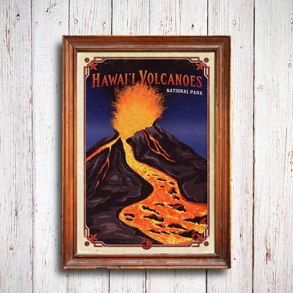 hawaii_volcanoes_poster_1024x1024