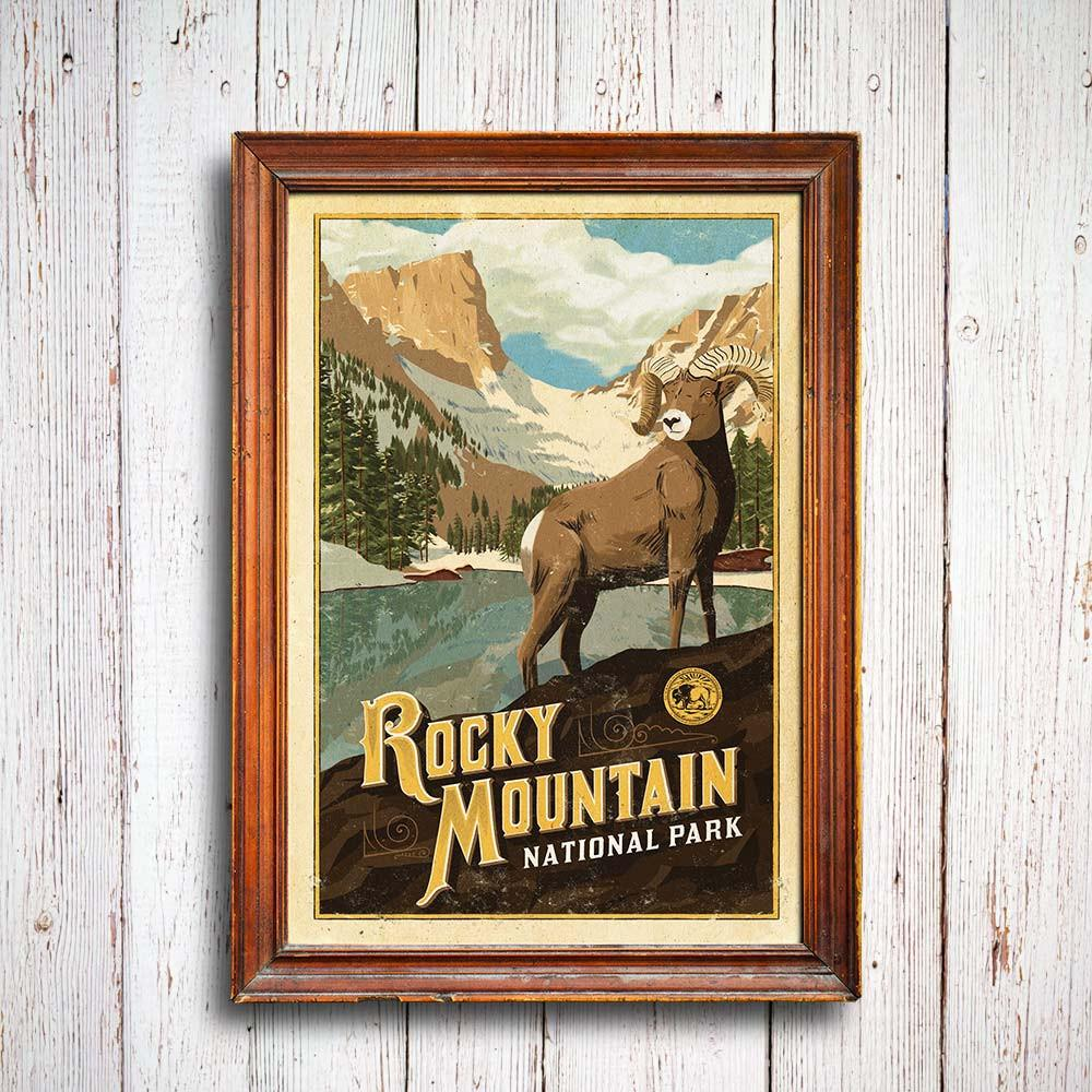 rocky_mountain_national_park_poster_hike_and_draw