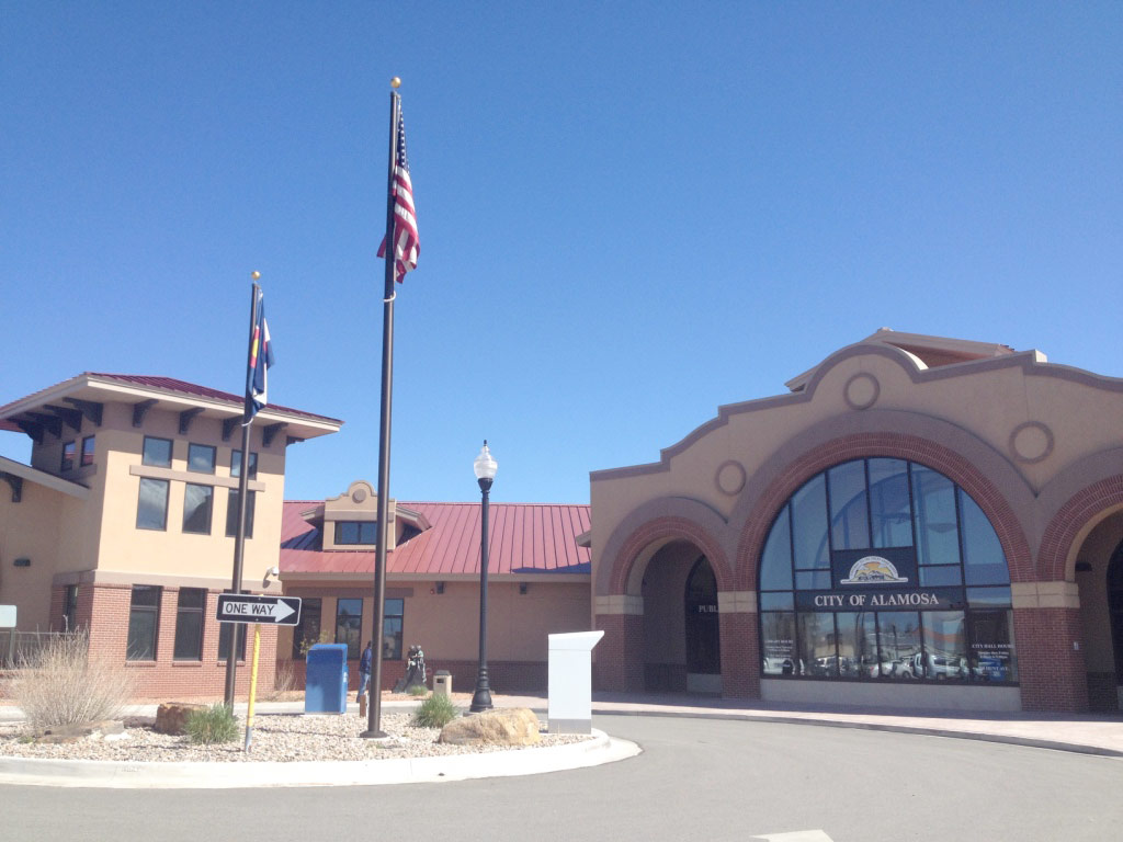 We've worked in about 12 different libraries across 8 states now. (Alamosa, CO)