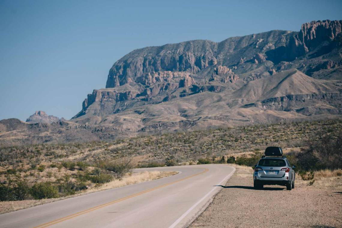 road_into_big_bend_first_impression_road_car