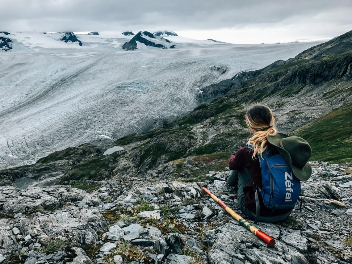 Kenai Fjords Hike