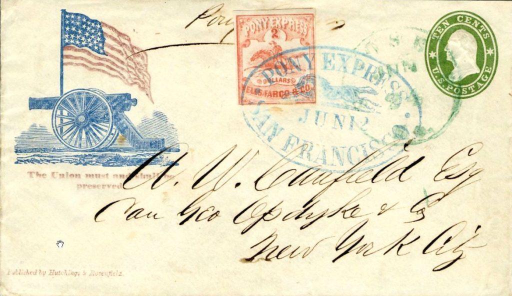 Send a Letter \u2013 National Pony Express Association