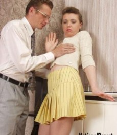 Inappropriate Father-Daughter Relations is Illegal in Most States