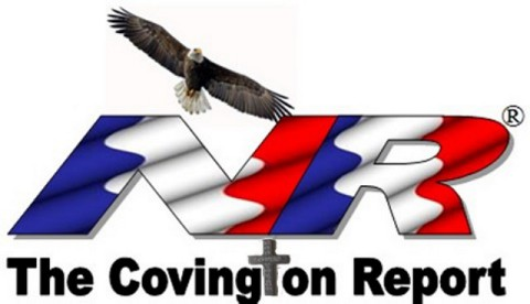 The Covington Report Logo - Sm