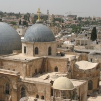 BREAKING NEWS: Hamas Militants Destroy Church Of Holy Sepulchre In Retaliation For Recent Attacks