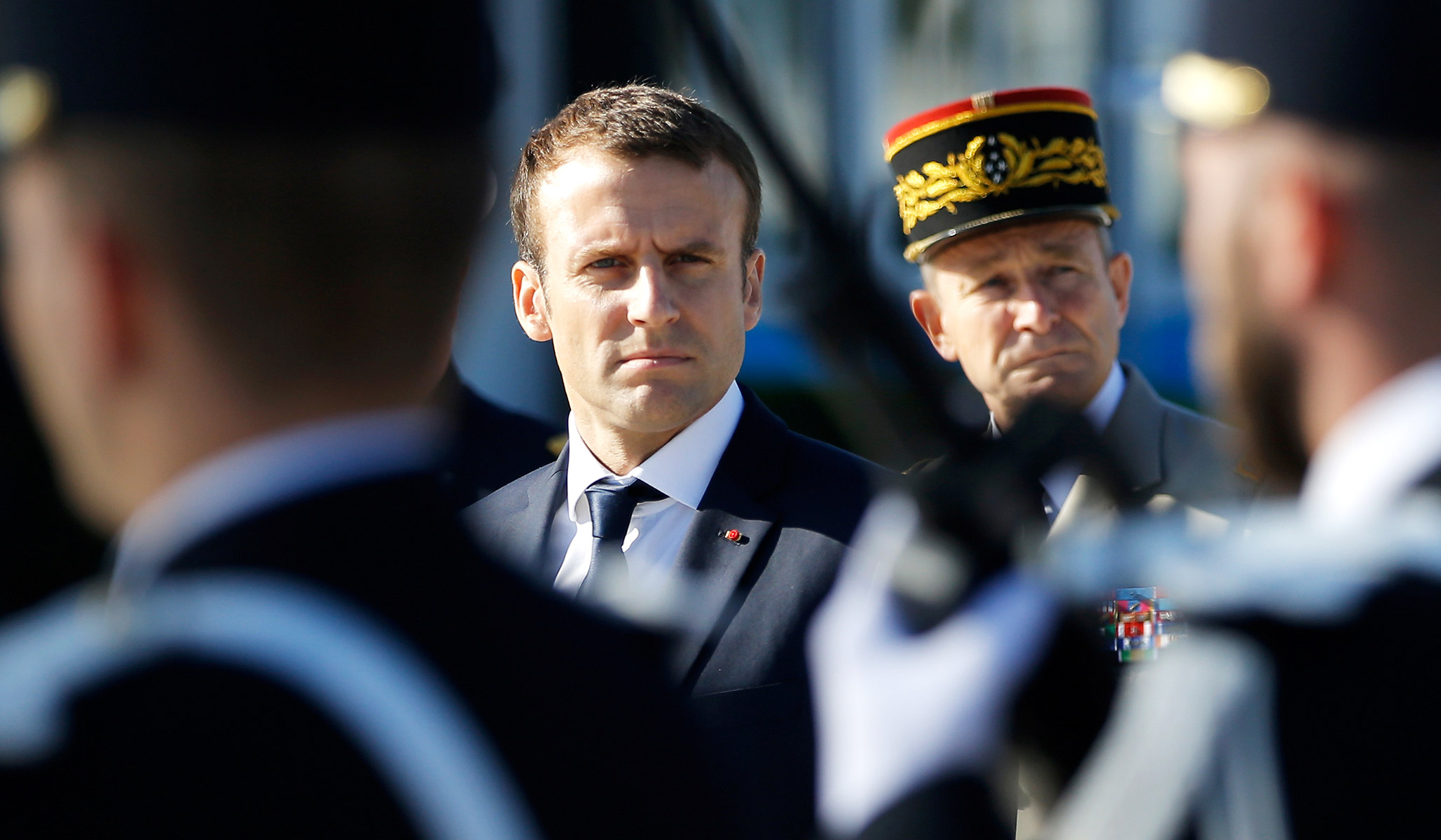 Kaiser Bonaparte Tapijt Mad Meditations Of Monsieur Macron National Review
