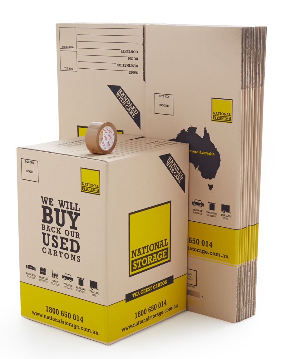 Free Cardboard Boxes Melbourne Tea Chest Bulk Buy National Storage Australia