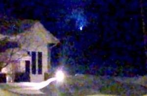 UFO Photo CA buckingham