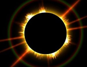 Eclipse Moon Sun