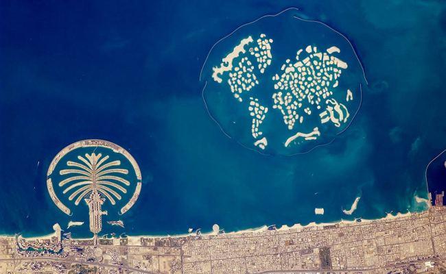 Google Map Of Dubai City Dubai Emirate United Arab Emirates Nations Online Project