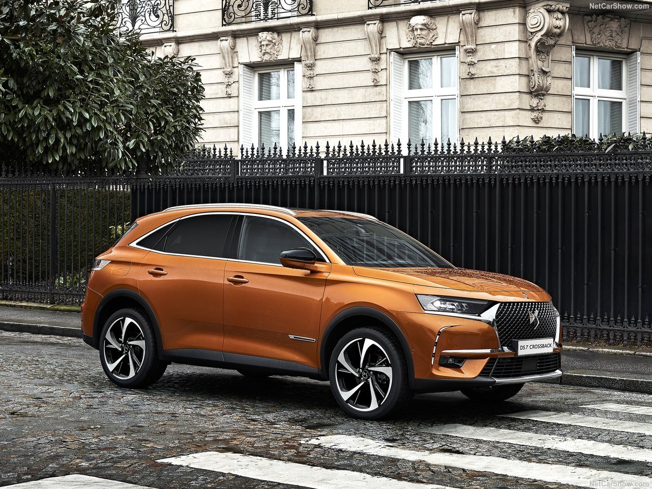 Citroen Ds7 Ds Ds7 Crossback Car Leasing Nationwide Vehicle Contracts