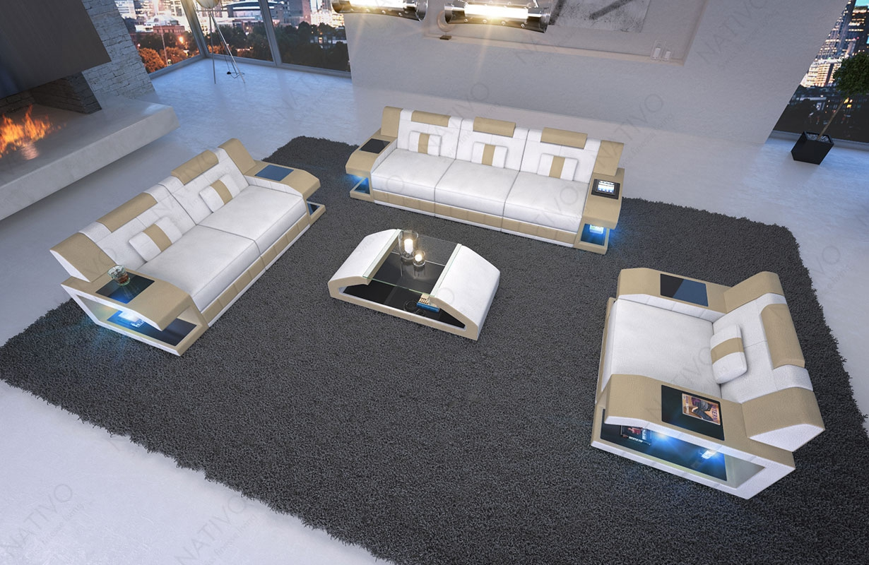 Designer Couch Wien Ledersofa Mirage Bei Nativo Möbel Oesterreich